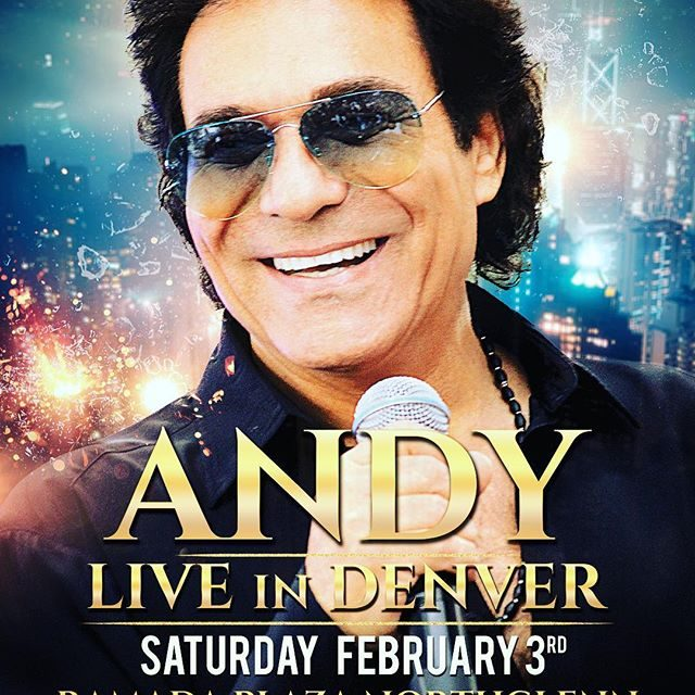 Andy Live Concert