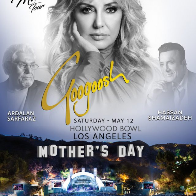Googoosh Live Concert in Los Angeles