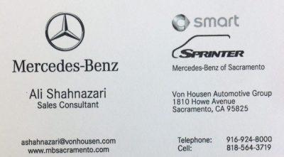 Mercedes-Benz Dealer by Ali Shahnazari